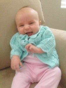 Alex at 12-weeks-old