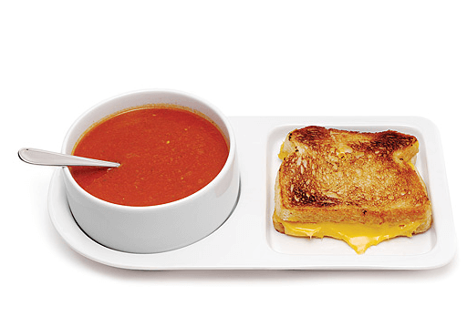 Soup and Sandwich tray from Uncommon Goods