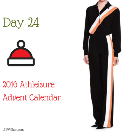 2016 Athleisure Advent - Day 24