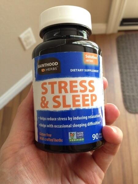 Stress and Sleep by Sainthood Herbs